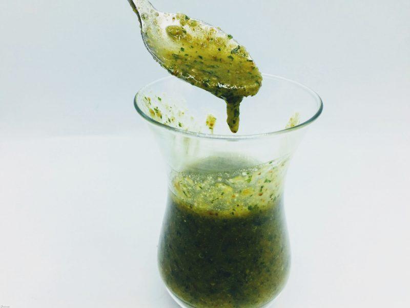 Pesto van rucola